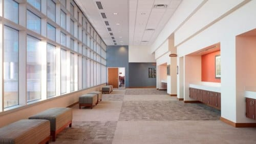 Commercial Interior Painting B